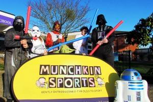 Munchkin Sports Birthday Parties