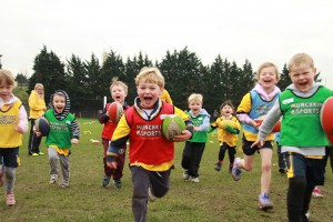 kids rugby bromley