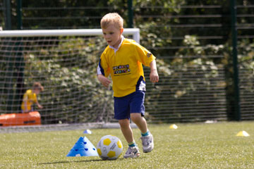 childrens football bromley