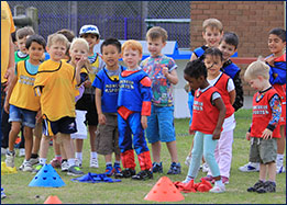 Multi Sports Holiday Camps