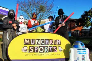 Munchkin Sports Birthday Parties