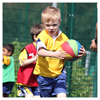 rugby classes keston