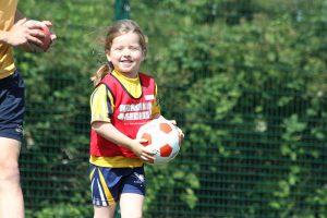 football for kids west wickham
