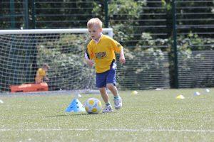 childrens football classes coney hall