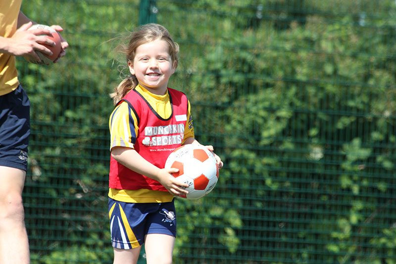 football classes for kids in greenwich